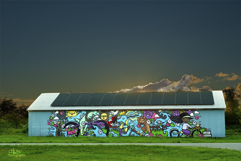 Gibbons Family Farm, AOG Gallery, Frankville, Ontario